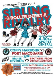 CCDD Bout Poster Mar14